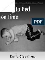 Going to Bed on Time