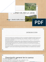 Cuenca Del Rio La Leche