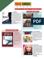 Catálogo FEBRERO 2017 Panini