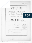 Dothel Fl Studies