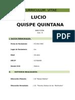 Curriculum Verde