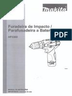 Makita HP330D Drill Screwdriver