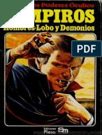 Guia de Los Poderes Ocultos - Vampiros Hombres Lobo y Demonios