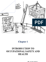 Chapter 1 (Introduction to Occupational Safety and Health)