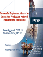1 02 Presentation ONGC Integrated Production Network