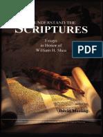 To Understanding the Scripture