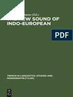 Theo Vennemann (ed.)-The New Sound of Indo-European