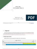 5.Annex One-ID Alignment Details