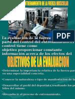 Evaluacion de La Fuerza muscular