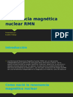ppt resonancia magnetica