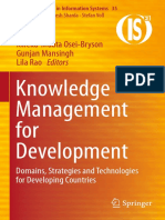 Knowledge Management for Development (2014) (1)