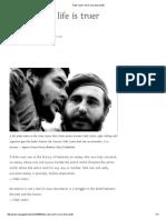 Fidel Castro_ Life is Truer Than Death