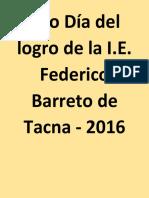 Dia Logro 2016-II Federico Barreto