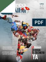 """Revista """"Correo del Alba"""" No. 45 - Marzo, 2015"""