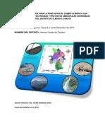 Propuesta Técnica Para La Implementación de Proyectos Ambientales Sostenibles en El Distrito de Tlaxiaco