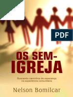 Os Sem Igreja - Nelson Bomilcar - Parcial