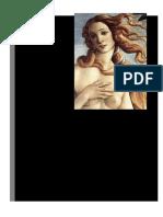 La Déesse Aphrodite Dans l'Art