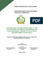 ELENA_LIANES_REVILLA_Estudio Del Factor C de La Ecuación Universal de Pérdida de Suelo Revisada RUSLE en Al Cuenca BIRRIS en Costa RIca