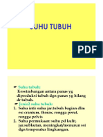 TERMOREGULASI-Suhu-Tubuh