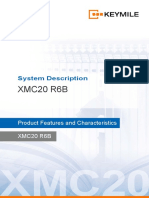 System Description XMC20 R6B RA