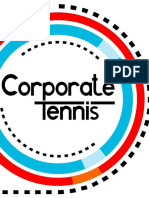 Corporate Tennis 2017