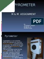 Pyro Meter