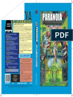 Paranoia RPG flashbacks cover