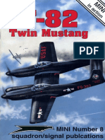 Squadron Signal 1608 F-82 Twin Mustang