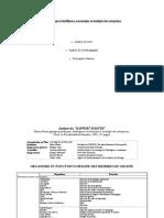 3. Le Rapport Intelligence Économique Et Stratégies Des Entreprises.
