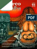 """Revista """"Correo del Alba"""" No. 51 - Octubre-Noviembre, 2015"""