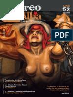 """Revista """"Correo del Alba"""" No. 52 - Diciembre, 2015"""