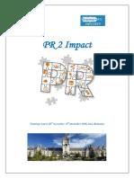 Info Pack PR 2 IMpact