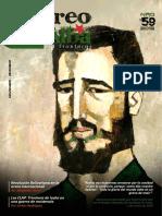 """Revista """"Correo del Alba"""" No. 59 - Noviembre-Diciembre, 2016"""