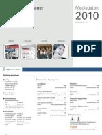 IT-Business Mediadaten 2010