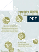 Cartel Obradoiro Campus UDC