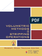 Volumetric Methods and Stripping Operations
