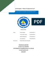 Tugas Makalah Kelompok 1 Sistem Transportasi Laut Materi 2