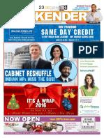 Indian Weekender 23 December 2016