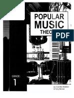 Popular Music Theory Grade 1