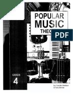 Popular Music Theory Grade 4