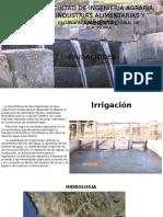 2 IRRIGACIONES Mf, Hidrol y Hidraul.