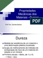 Dureza - Propriedades Mecânicas dos Materiais.pdf