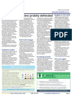 Pharmacy Daily for Fri 23 Dec 2016 - Review probity defended, Alphapharm signs 1st Group, Naughty or nice myth debunked, Editor's greetings, Events Calendar and much more