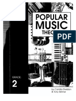 Popular Music Theory Grade 2