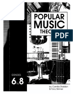 Popular Music Theory Grade 6 - 8