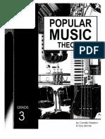 Popular Music Theory Grade 3