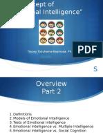 Emotions TOKUHAMA Part 2 1-30-15 Positive Psychology Jan 15