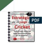 Estrategias Cricket