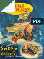 Vidas Ejemplares 001 - San Felipe de Jesus