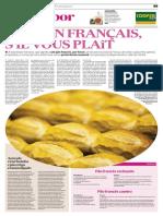 Receita de Pão Frances